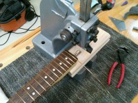 Ramsey Strings Guitar repair